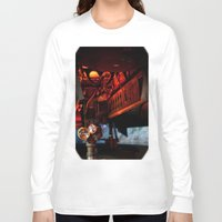 aviation Long Sleeve T-shirts featuring Aviation by Starr Cuevas Photography