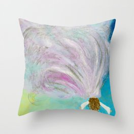 Atmosphere Changer Throw Pillow