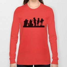 D-Rangers Silhouette Long Sleeve T-shirt