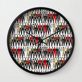 Jackson-Ville Wall Clock