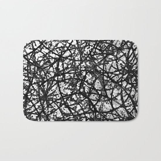 Grunge Art Abstract  G59 Bath Mat