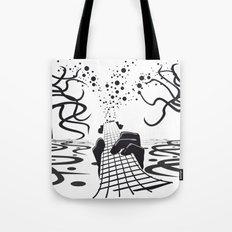 Vibration Tote Bag