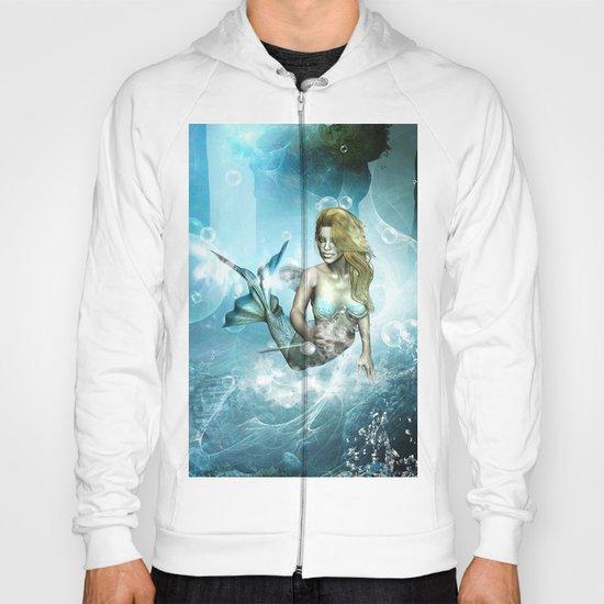 Beautiful mermaid Hoody