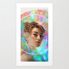 opaline  Art Print