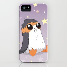 Space Puffin Cutie iPhone Case