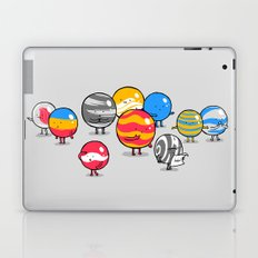 The Lost Marbles Laptop & iPad Skin