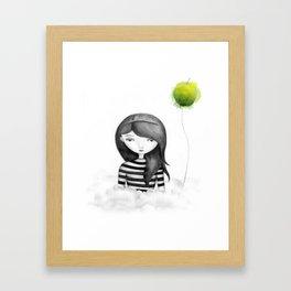 Flighted Framed Art Print