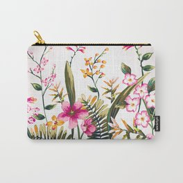 Flowers -a100 Carry-All Pouch