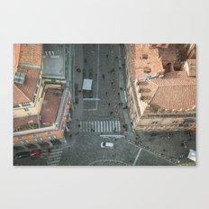 Above Via Rizzoli Canvas Print