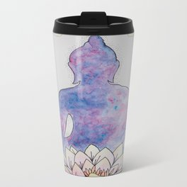 Buddha Metal Travel Mug
