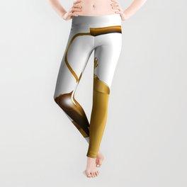 Victorian Copper Kettle Leggings