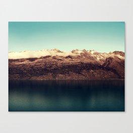 Distant kingdom Canvas Print