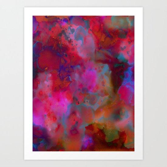 Waterscape 006 Art Print