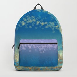 Abstract Seascape 03 wc Backpack