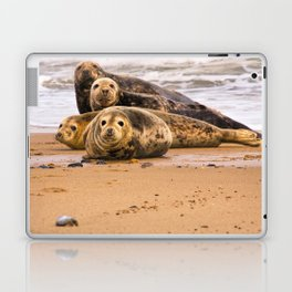 Four Of A Kind Laptop & iPad Skin