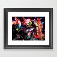 Fallen Warrior Framed Art Print