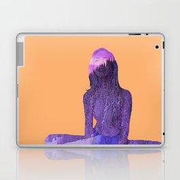 Morning Pose Laptop & iPad Skin
