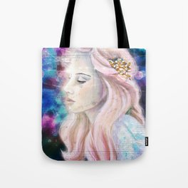 Starseed Awareness Tote Bag