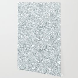 Pattern flower Wallpaper