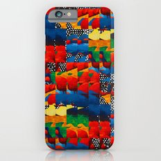 Squared Landscape  iPhone 6s Slim Case