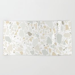 TERRAZZO Beach Towel