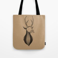 The Guide To Gentlemanly Pursuits Tote Bag