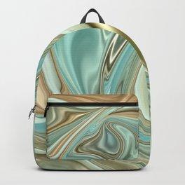 Golden ocean Backpack