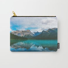 The Mountains and Blue Water Carry-All Pouch