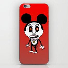 Weird Mickey iPhone Skin