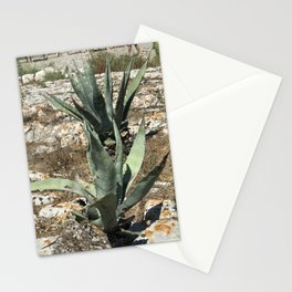 A capri plant Stationery Cards