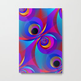 design for your home -61- Metal Print