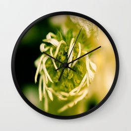 Artful Anthers Wall Clock
