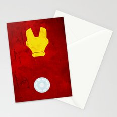 Iron Man Stationery Cards