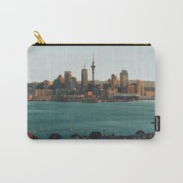 Auckland, New Zealand Travel Artwork Carry-All Pouch