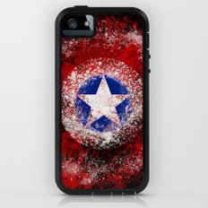 Avengers - Captain America iPhone (5, 5s) Adventure Case
