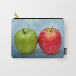 Green And Red Apples Carry-All Pouch
