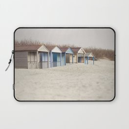 Cabins In The Sand Laptop Sleeve