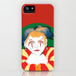 Kefka iPhone Case