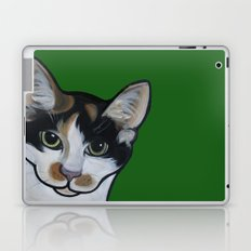 Callie the Calico Laptop & iPad Skin
