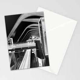 Lyon negativo Stationery Cards