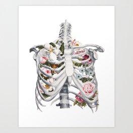 Botanatomical: Botanatomy II Art Print