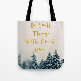 Great Love Tote Bag