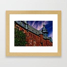 Romrod Castle Germany Framed Art Print