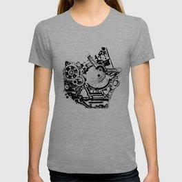 Busted Suzuki T-shirt