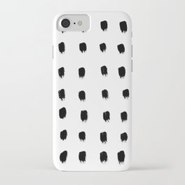 Jacques Pattern iPhone Case