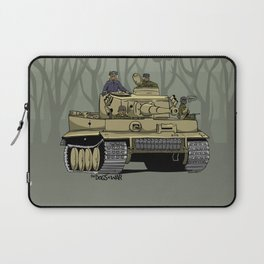 Dogs of War: Tiger 1 Laptop Sleeve