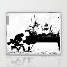 Pianist Passion Laptop & iPad Skin
