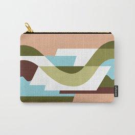 SUISSE - Art Deco Modern: GENTLEMEN'S CLUB Carry-All Pouch