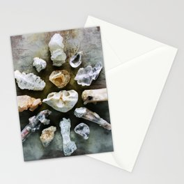 Crystalline Love Connection Stationery Cards