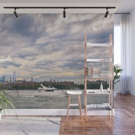 Lil Yacht-y Wall Mural
